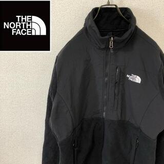 THE NORTH FACE - ノースフェイス デナリ ジャケット 黒 POLARTEC ポーラテック Lサイズ