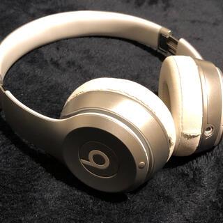 ビーツバイドクタードレ(Beats by Dr Dre)のBeats ワイヤレスヘッドホン solo(ヘッドフォン/イヤフォン)