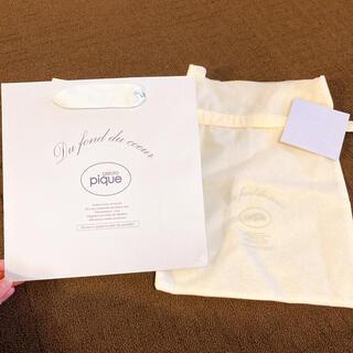 ジェラートピケ(gelato pique)のgelatopiqué ショップ袋 ジェラートピケ ジェラピケ(ショップ袋)