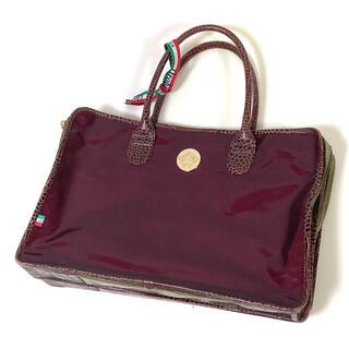 オロビアンコ(Orobianco)のオロビアンコ ビジネスバッグ クロコダイル型押し(ビジネスバッグ)
