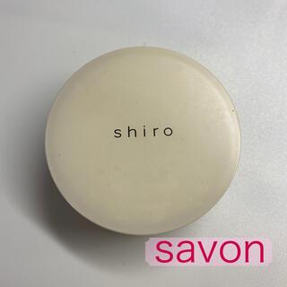 shiro - shiro savon 練り香水