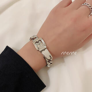 TODAYFUL - chain belt bracelet SV HYKE プラージュ アダムエロペ