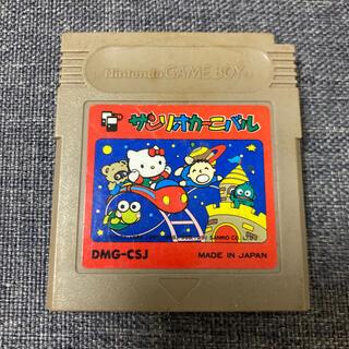 ゲームボーイ - サンリオカーニバル ゲームボーイ GB キティちゃん ディズニー