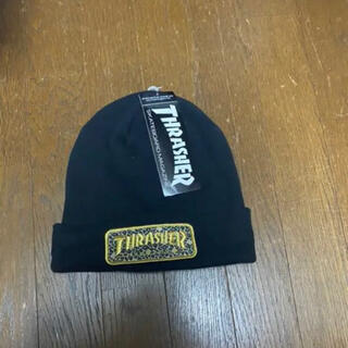 スラッシャー(THRASHER)のTHRASHER ニット帽子(ニット帽/ビーニー)