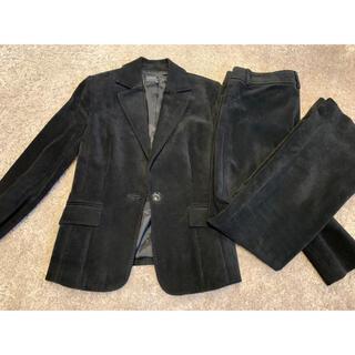 ルスーク(Le souk)のLe souk ル スーク スエードジャケット パンツ スーツ セットアップ(スーツ)