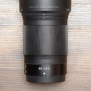 ニコン(Nikon)のNikon z85mmf1.8S(レンズ(単焦点))