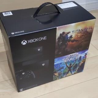 エックスボックス(Xbox)のxbox one day one edition エックスボックスワン(家庭用ゲーム機本体)