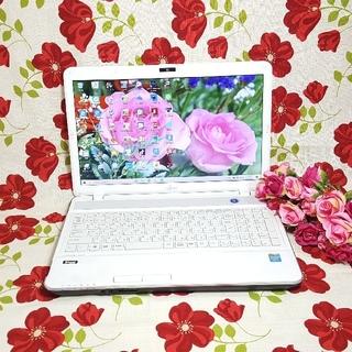 エヌイーシー(NEC)の最新Windows10/美品/LIFEBOOK/カメラ&大容量/メモリ4G(ノートPC)