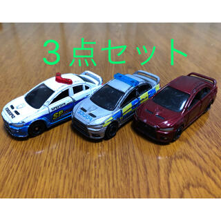 Takara Tomy - トミカ 三菱 ランサーエボリューションX