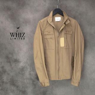 ウィズ(whiz)の美品★whiz limited M65タイプ ミリタリージャケット(ミリタリージャケット)