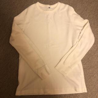 UNIQLO - ワッフルTシャツ