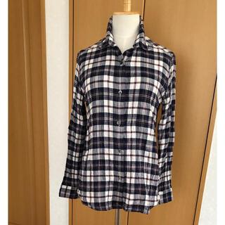 フレームワーク(FRAMeWORK)のFRAMeWORK フレームワーク カシュクールチェックシャツ(シャツ/ブラウス(長袖/七分))