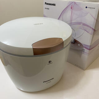 Panasonic - Panasonic スチーマー ナノケア EH-SA92-PN