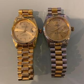 デイデイト 40 手巻き 腕時計 アンティーク dude9