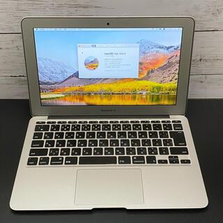Apple - 【ランク:C】Apple MacBook Air 11インチ 2013