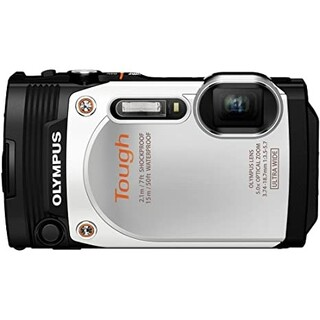 OLYMPUS - TOUGH OLYMPUS デジタルカメラ STYLUS TG-860