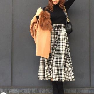 Mila Owen - ミラオーウェン  ツイード  スカート