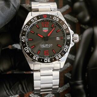 アクト(ACT)の【決算セール】!!★★S+品質時計★★TAG Heue★メンズ自動巻腕時計★17(腕時計(アナログ))