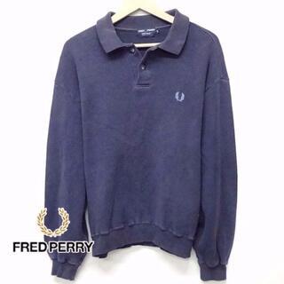 フレッドペリー(FRED PERRY)のFRED PERRY(フレッドペリー) スウェットポロシャツ R27(ポロシャツ)