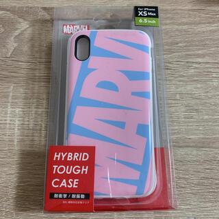 マーベル(MARVEL)の♡マーベル iPhone xs max カバー♡(iPhoneケース)