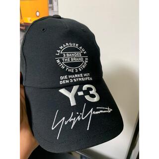 ワイスリー(Y-3)のY-3 ロゴ キャップ(キャップ)