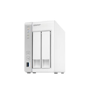 新品 NAS TS-231P QNAP 2ベイ ネットワーク HDD(PC周辺機器)