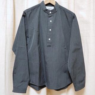 ヤエカ(YAECA)のYAECA PARK プルオーバーバンドカラーシャツ(その他)