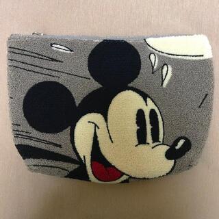 ディズニー(Disney)のミッキー  アコモデ   ポーチ ディズニー サガラ(キャラクターグッズ)