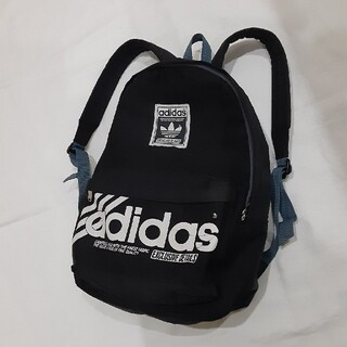 adidas - adidas アディダス リュック ブラック