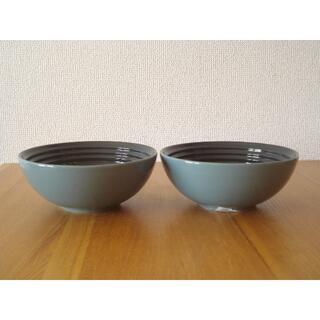 ルクルーゼ(LE CREUSET)のルクルーゼ シリアルボール 6in 2個セット オーシャン■未使用 ボウル 食器(食器)