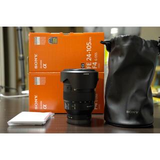 SONY - SONY FE 24-105mm F4 G OSS SEL24105G 美品