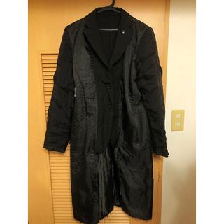 コムデギャルソン(COMME des GARCONS)のブラック コムデギャルソン  リバーシブルジャケット(テーラードジャケット)