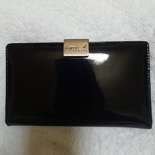 アニエスベー(agnes b.)のagnes b. ふたつ折り財布(財布)