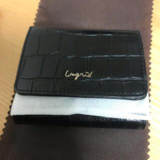 アングリッド(Ungrid)のungrid ミニ財布(財布)