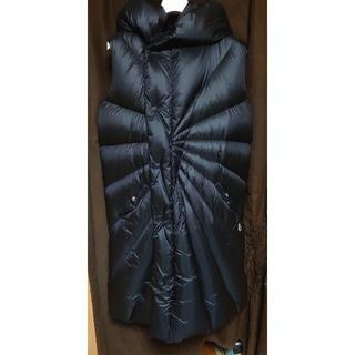 リックオウエンス(Rick Owens)のMONCLER + RICK OWENS Porterville coat(ダウンジャケット)