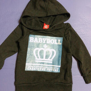 ベビードール(BABYDOLL)のBABY DOLL パーカー(ジャケット/上着)