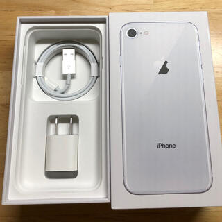 Apple - 極美品 アップル純正 iPhone8 充電器セット