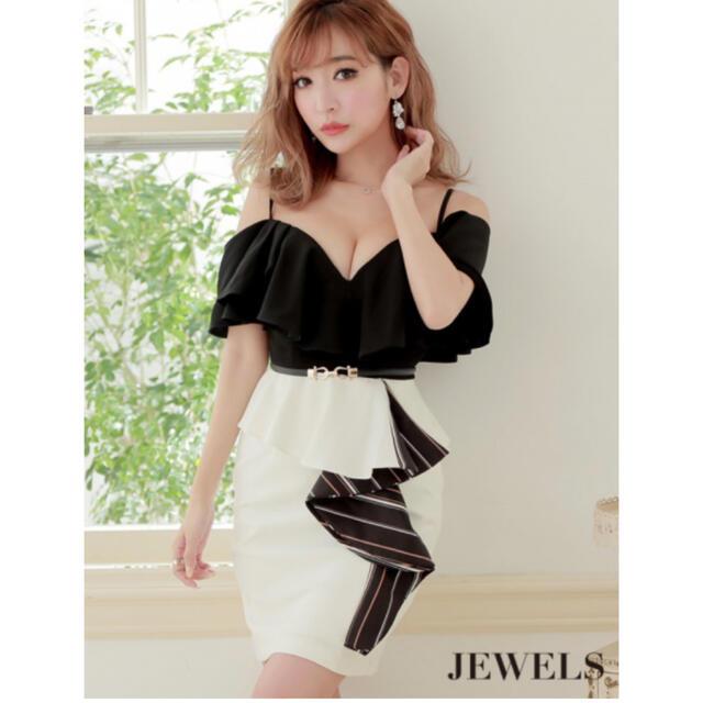 JEWELS(ジュエルズ)のJUWELS♡ドレス レディースのフォーマル/ドレス(ミニドレス)の商品写真
