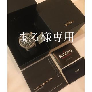 スント(SUUNTO)の【新品未使用】SUUNTO スント 腕時計 SS014522000(腕時計(デジタル))