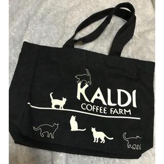 カルディ(KALDI)のカルディー猫の日バック(トートバッグ)
