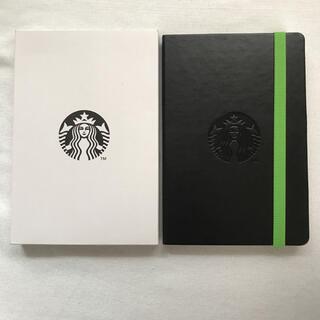 スターバックスコーヒー(Starbucks Coffee)のスターバックス 2016 福袋 手帳 ノート(ノート/メモ帳/ふせん)