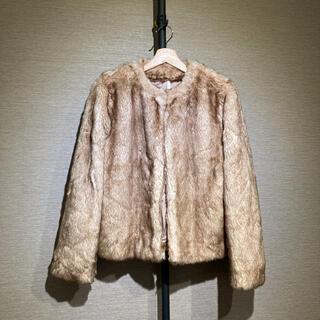 アングリッド(Ungrid)のUngrid アングリッド ファージャケット(毛皮/ファーコート)