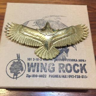 Wingrock 全金大イーグル ダイヤ 極美品