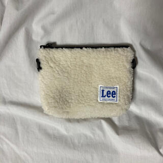 リー(Lee)のLeeボアショルダーバッグ(ショルダーバッグ)