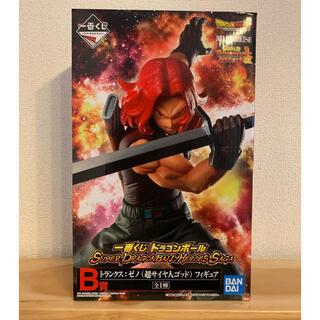 ドラゴンボール - B賞  トランクス:ゼノ(超サイヤ人ゴッド)フィギュア