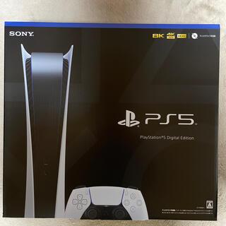 PlayStation - 新品PlayStation5 PS5 本体 Digital Edition