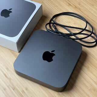 Apple - Mac Mini 2020 i7 6コア 512GB Apple Care+