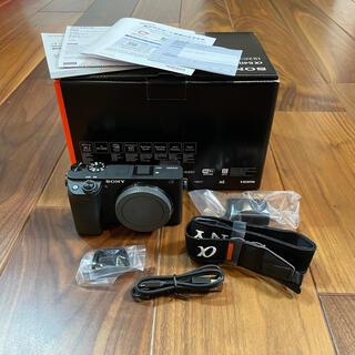 SONY - 美品 SONY α6400 ILCE-6400 ボディ ブラック