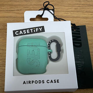 WIND AND SEA x Casetify AirPods  case 新品(その他)