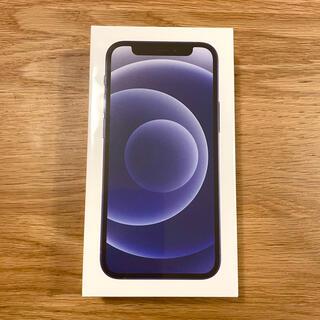 iPhone - 新品未使用 iPhone12 mini ブラック 128GB SIMフリー